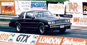 Me launching in the final race