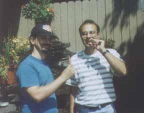 Joe and Dave of Cigarland