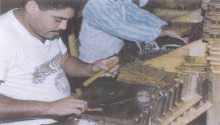 Cisso cigar factory